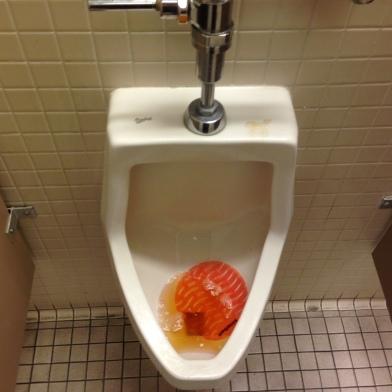 Bad Urinal