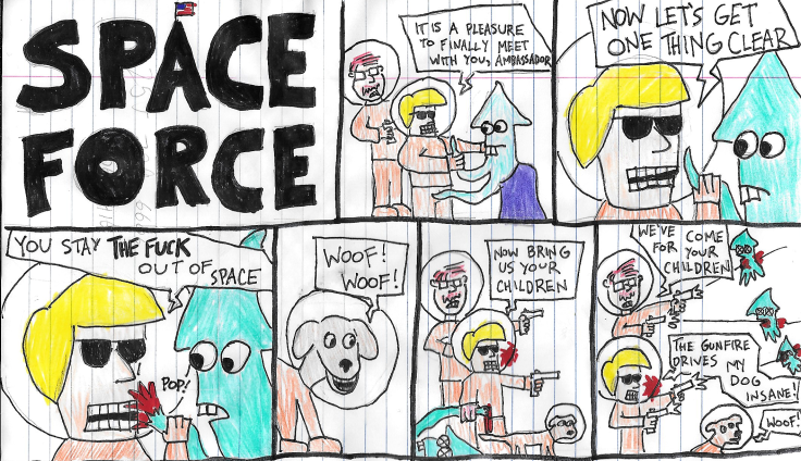 SpaceForce1